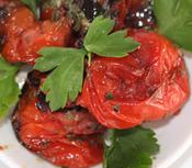 Tomates boucanées